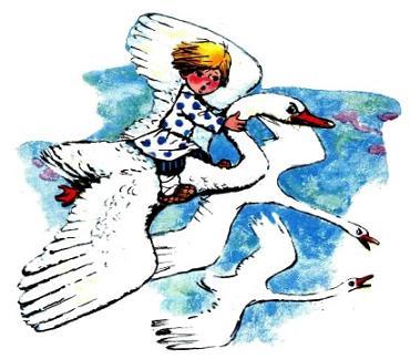 Гуси-Лебеди (русская сказка)