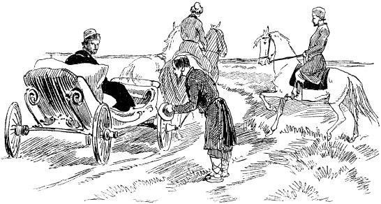 Волшебный конь (по Афанасьеву)
